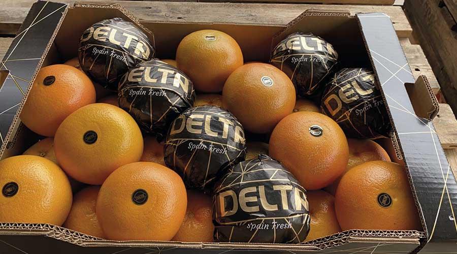 Delicious Marca Delta