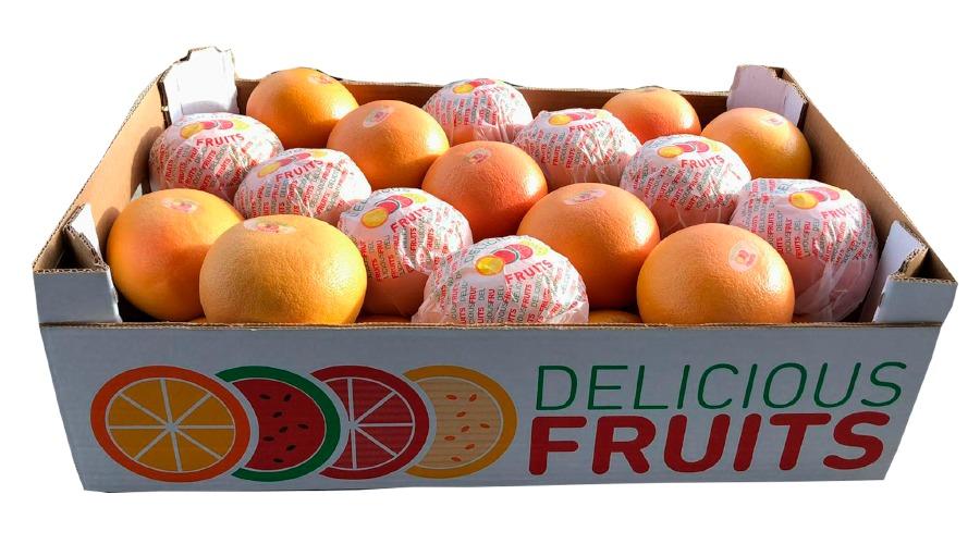 Producció pomelos Delicious Fruits